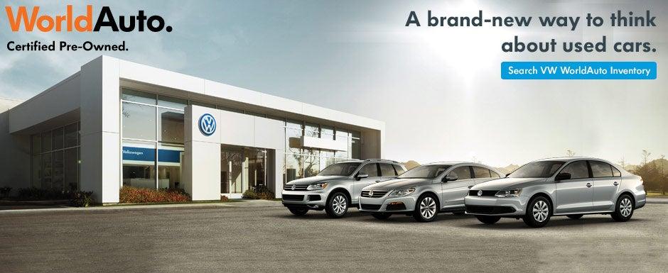 Worldauto Certified Vw Dealership Near Waterford