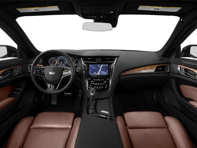 2015 Cadillac Cts Sedan 2 0l Turbo Luxury Grand Blanc Mi Area