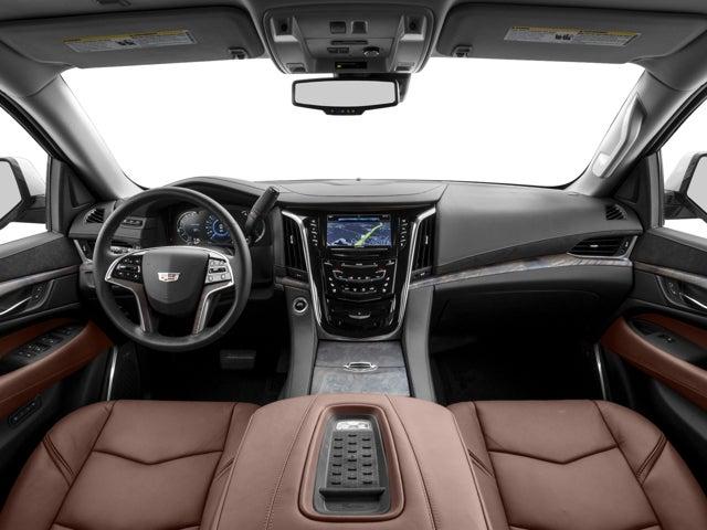 2017 Cadillac Escalade Esv Premium Grand Blanc Mi Area Volkswagen