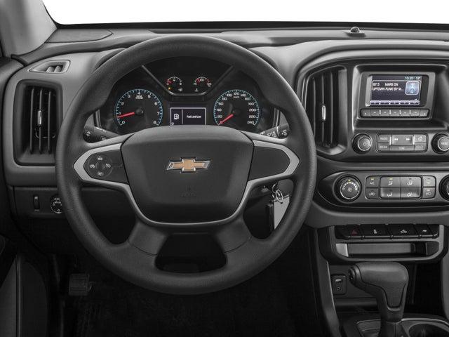 2017 Chevrolet Colorado Work Truck W Leather In Grand Blanc Mi Volkswagen Of