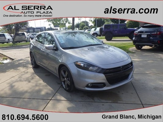 2015 Dodge Dart Limited/GT w/Sunroof