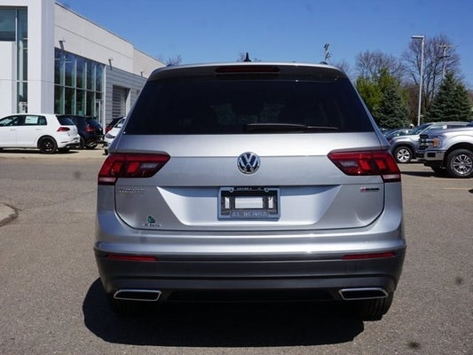 2021 Volkswagen Tiguan 2.0T S 4Motion - Volkswagen dealer ...